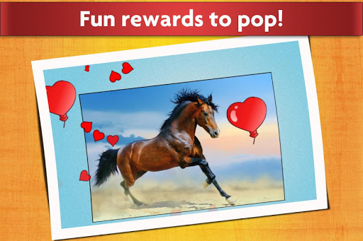 Horse Jigsaw Puzzles Game - For Kids & Adults ud83dudc34 apktram screenshots 4