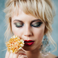 Wedding photographer Yulya Maslova (maslovayulya). Photo of 05.04.2017