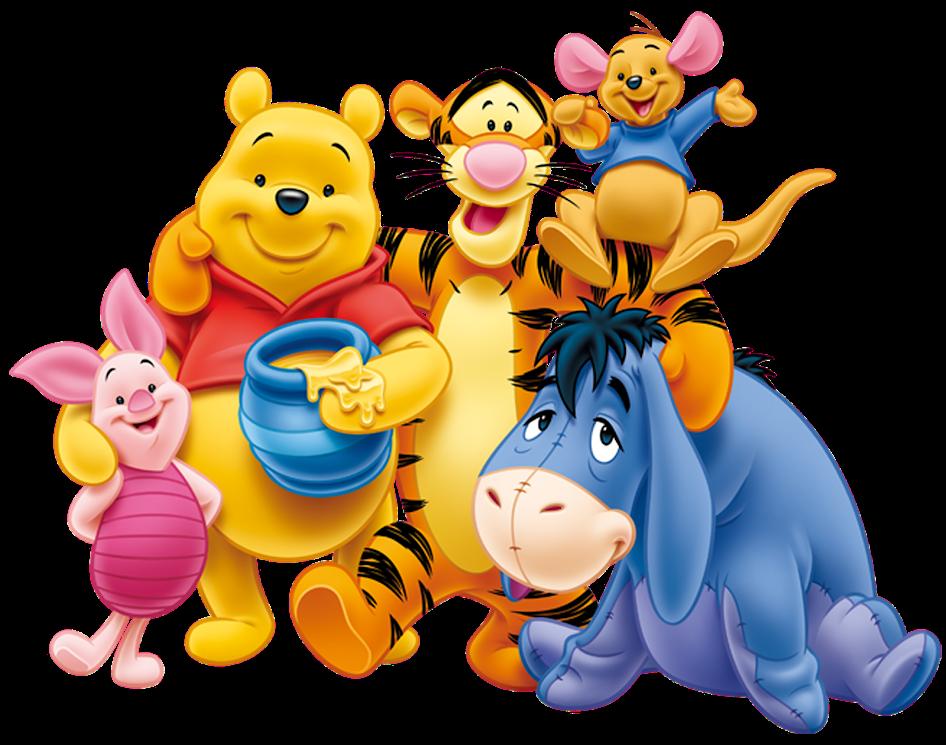Transparent Winnie Pooh Friends HGhG2Zr4G9wfR8XlT-EA