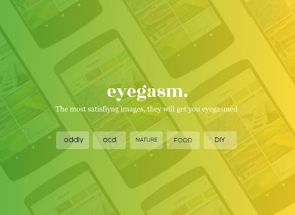 eyegasm - Most oddly satisfying images - náhled
