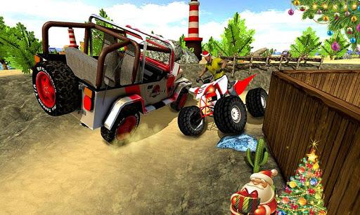 Code Triche Offroad  Modern Racing Outlaws 3D APK MOD screenshots 4