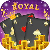 Royal King Pyramid Solitaire