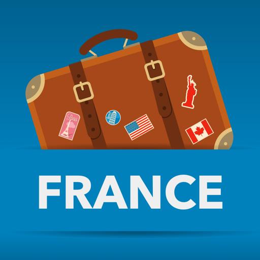 France offline map