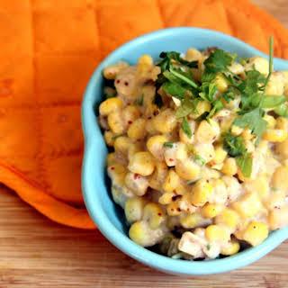Vegan Creamed Corn.