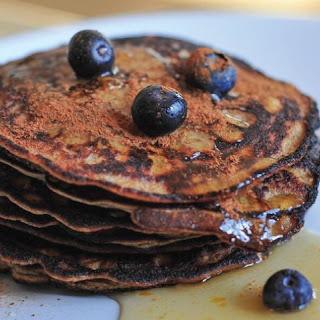 Super Tasty Healthy Light Flourless Pancakes Recipe