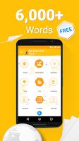 Screenshot of Learn Turkish 6,000 Words