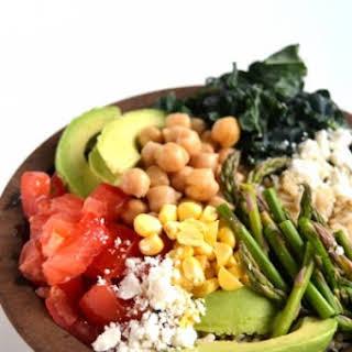 Veggie Rice Bowl.
