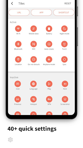 MIUI-ify - Notification Shade & Quick Settings 1.8.4 screenshots 5