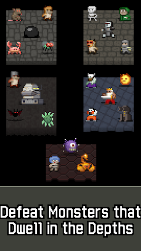 Shattered Pixel Dungeon 0.7.1b screenshots 4