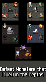 Shattered Pixel Dungeon: Roguelike Dungeon Crawler Screenshot