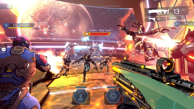 SHADOWGUN LEGENDS - FPS PvP and Coop Shooting Game Screenshot 7