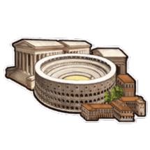 ローマの地平
