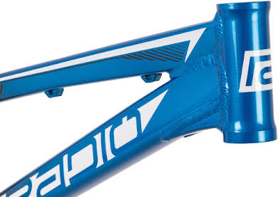 Radio Helium  BMX  Race Frame - Black / Cyan alternate image 10