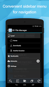 B1 File Manager and Archiver Pro MOD APK 2