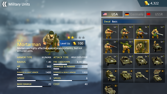 WW2 Battle Front Simulator  Apk Download For Android and Iphone 4