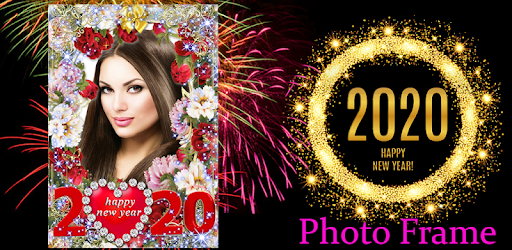 Best Android Emulator 2020 Happy New Year Photo Frame 2020   Apps on Google Play