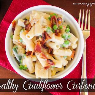 Healthy Carbonara