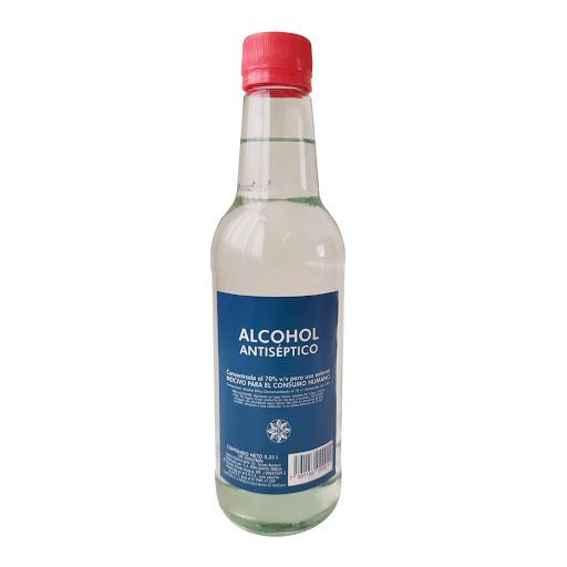 alcohol antiseptico santa teresa 350 ml