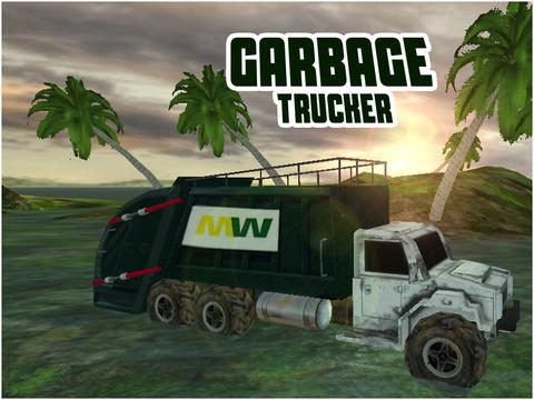 Garbage Trucker 3D Racing