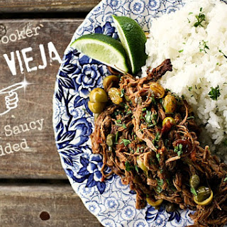 Ropa Vieja {Cuban Shredded Beef}