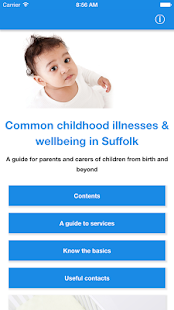 Suffolk Child Health- screenshot thumbnail
