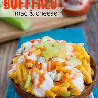 Buffalo Mac and Cheese.