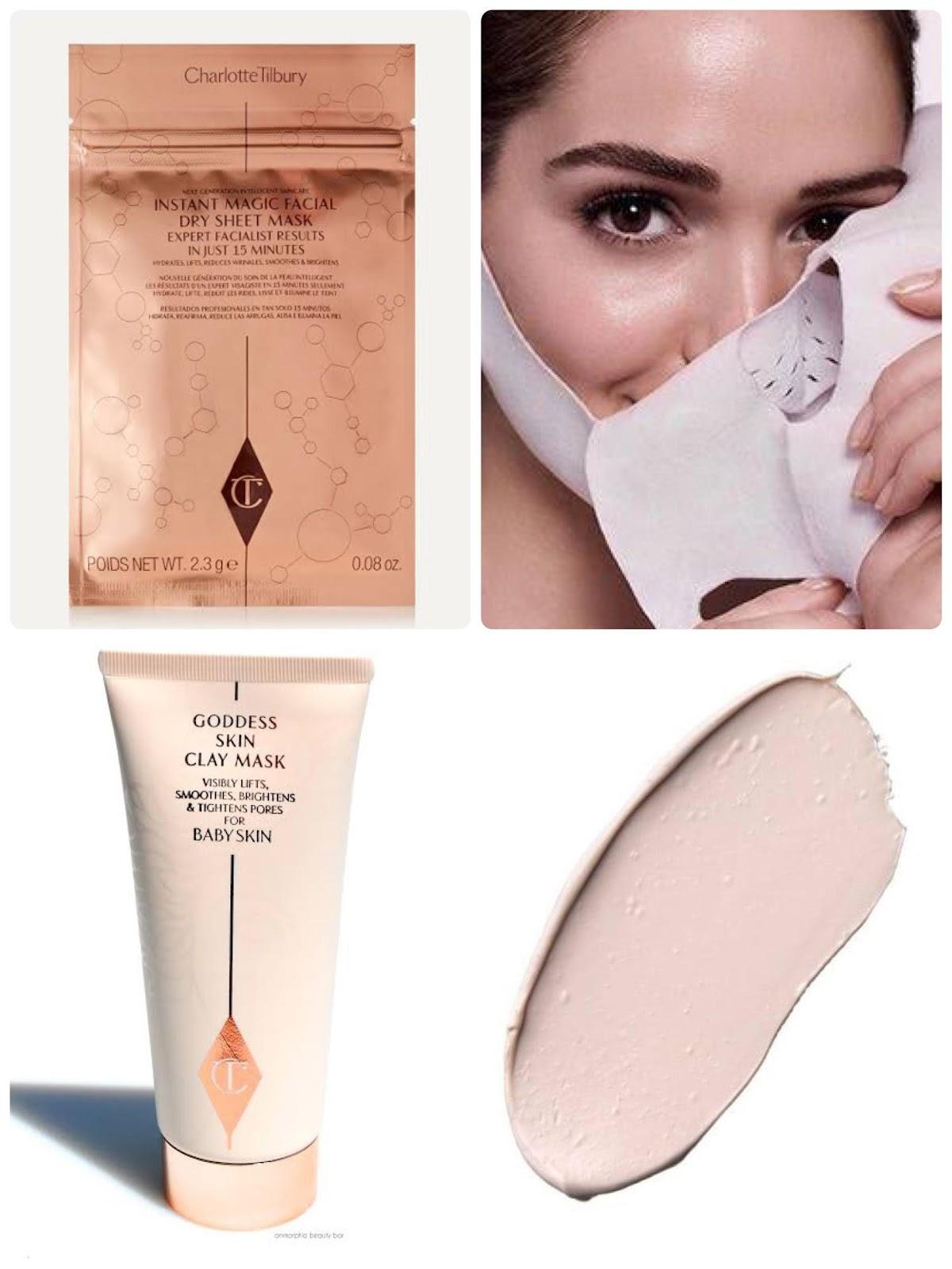 Instant Magic Dry Sheet Goddess Skin Clay