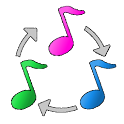 Ringtone changer icon