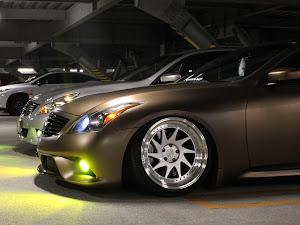 G37 coupe  2011のカスタム事例画像 Rainbow_G37さんの2019年01月10日22:13の投稿