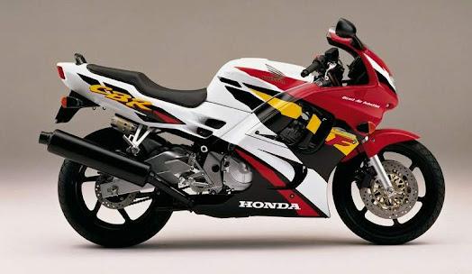 Honda CBR 600 F3-manual-taller-despiece-mecanica