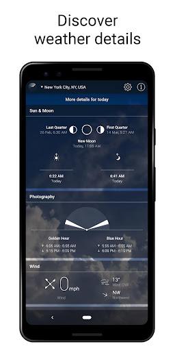 Weather Live 6.36.1 Screenshots 3
