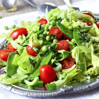 Mediterranean Green Salad Recipes.