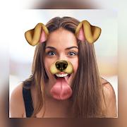 Funny Doggy Selfie Photo