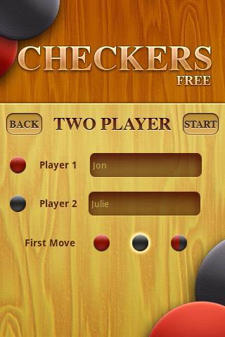 Checkers Free 1.52 screenshots 5