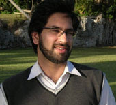 Photo: February 2011: Muhammed Malik, organizer against racial profiling and Islamophobia in Miami, FL.  Read his profile: http://www.constitutioncampaign.org/blog/?p=1444