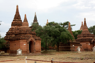 Photo: Year 2 Day 57 -  More of Those Temples