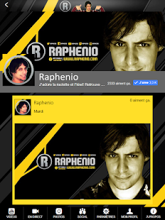 Raphenio- screenshot thumbnail