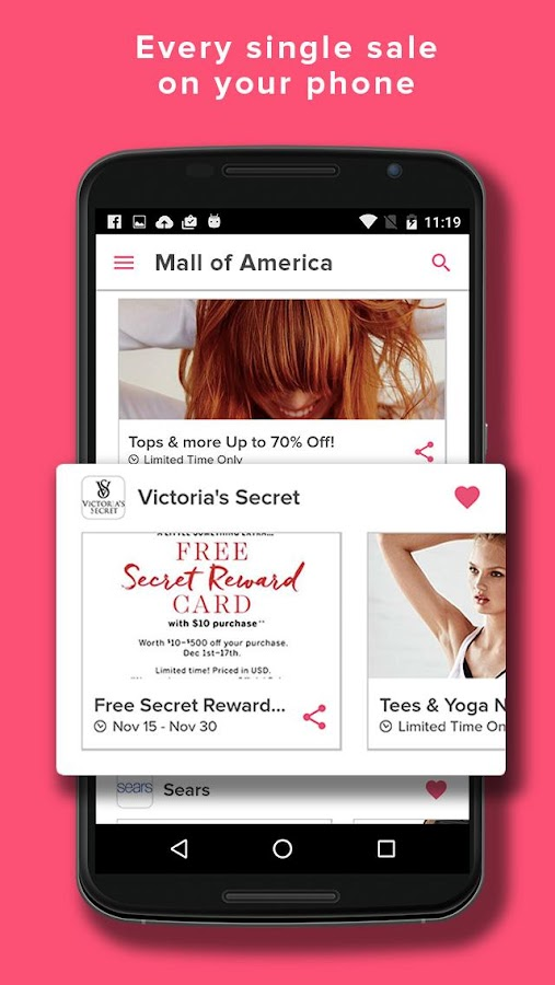Malltip - Sales & Coupons- screenshot
