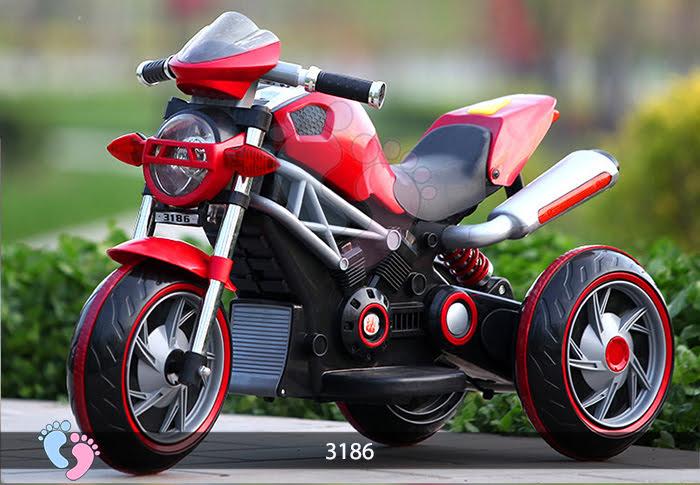 Xe mô tô điện trẻ em 3186 3