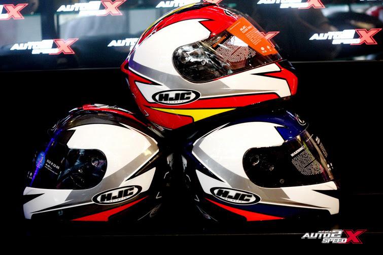 HJC CL ST 2 TURBINE helmet auto2speed shop dealer 100% thailand bkk