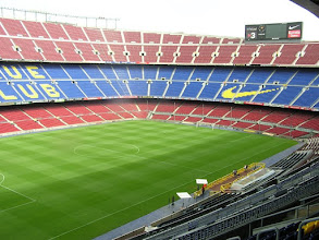 Photo: Visite du stade FC Barcelone et de son musée (Camp Nou)