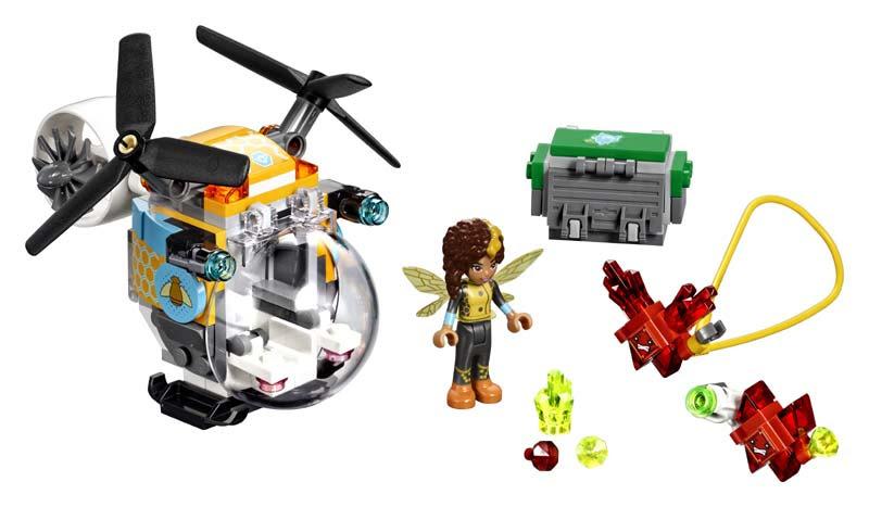 Contenido de Lego® 41234 Helicóptero de Bumblebee™