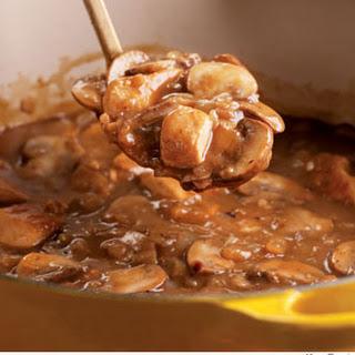 Marsala Chicken Stew