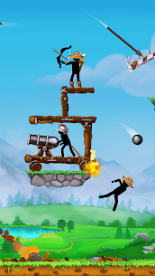 The Catapult 2 2.0.8 Apk  MOD (Unlimited Coins) для Android 8