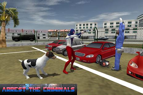 Spider hero police dog simulator apps on google play screenshot image solutioingenieria Gallery