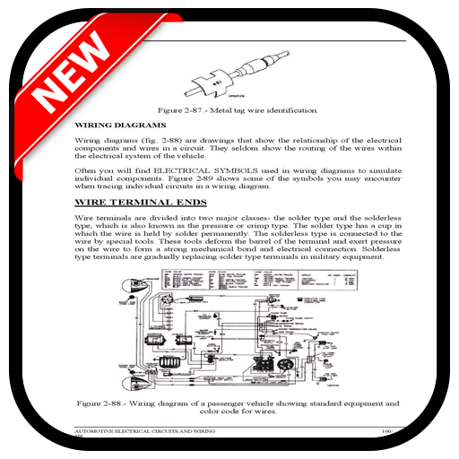 Automotive electrical systems (app)