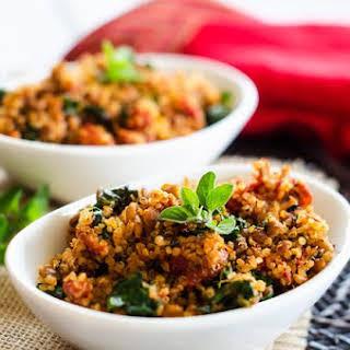 Italian Quinoa.