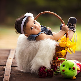 aadya by Shashi Patel - Babies & Children Babies ( child, love, girl, baby, cute )
