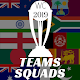 Word Cup 2019 Teams Squads, Players List, Captains Download for PC Windows 10/8/7