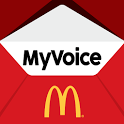 McDonald's MyVoice icon